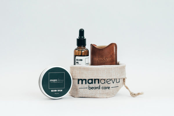Mandevu Beard Kit